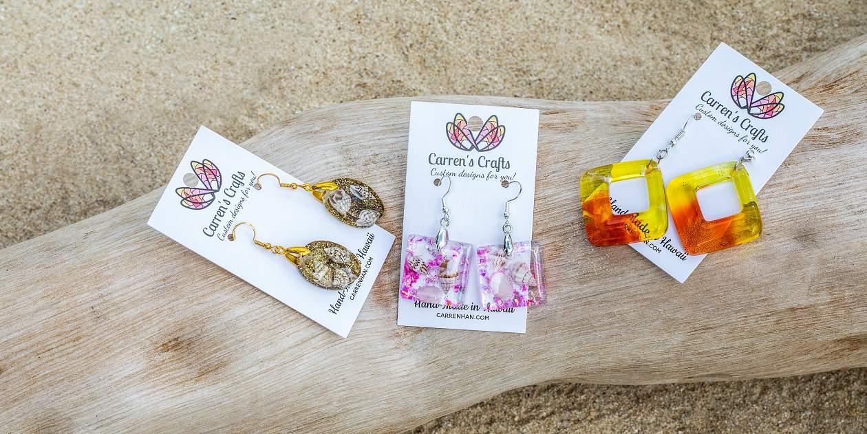 Beach Jewelry from Hawaii