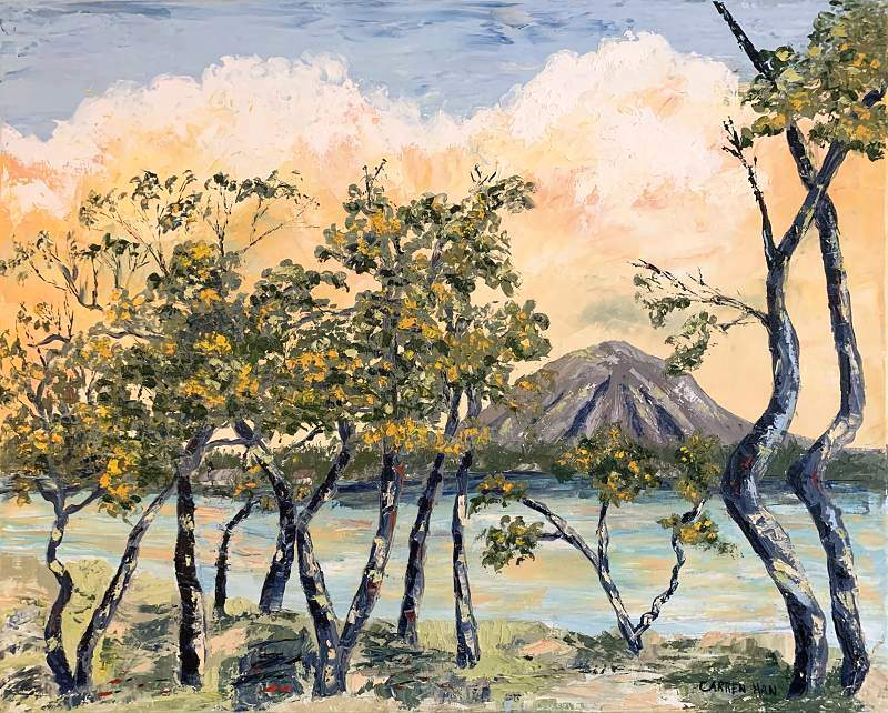 Hawaii Kai Painting